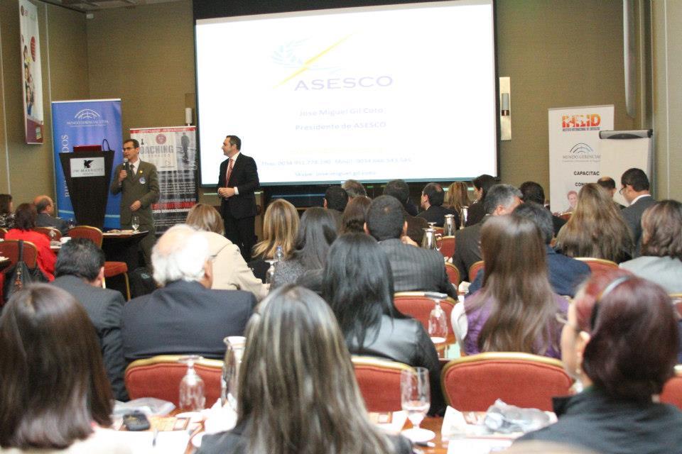 Jose Miguel Gil. ASESCO. Taller Directivo Coach. Expocoaching 2012
