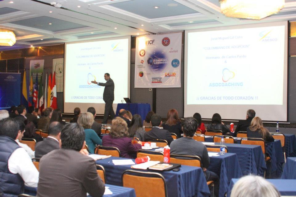 Jose Miguel Mil Coto. Experto en coaching y liderazgo en colombia. coaching ejecutivo y empresarial