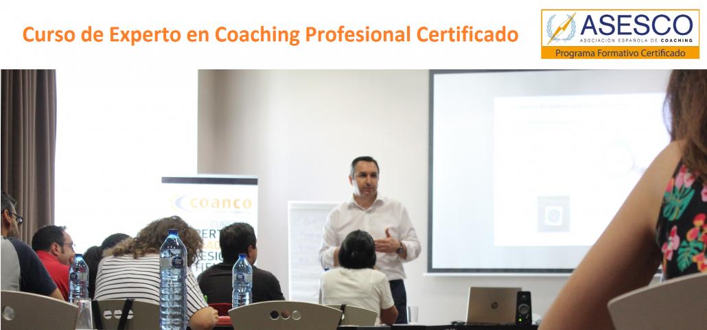 Certificación en Coaching en Sevilla. Curso de Experto en Coaching en Sevilla