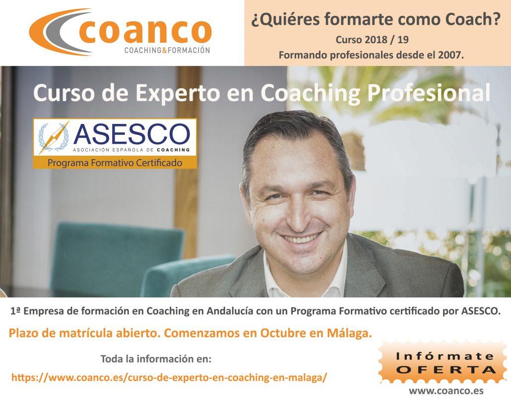 curso de coaching en malaga