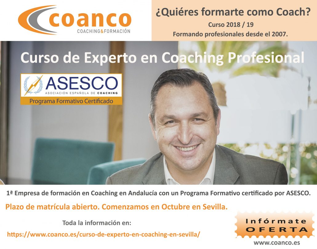 curso de coaching en sevilla