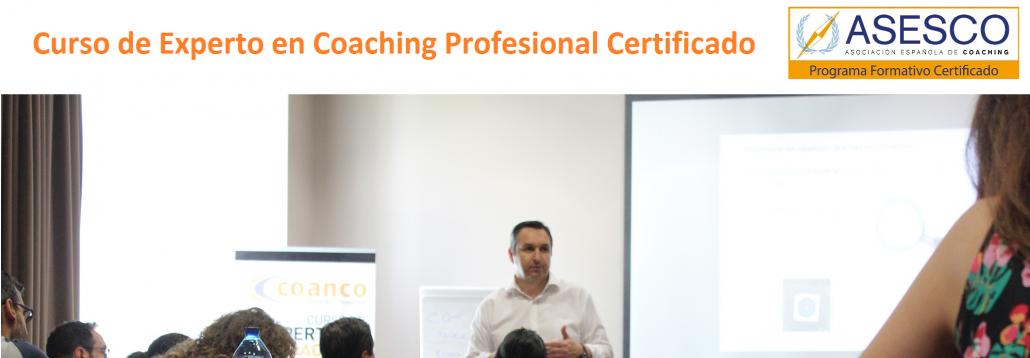 curso de experto en coaching en sevilla