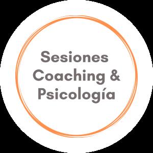 Sesiones de Coaching y Psicología