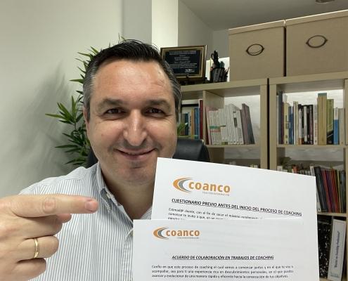 José Miguel Gil. Coach Profesional. Formador y Mentor de Coaches Certificados