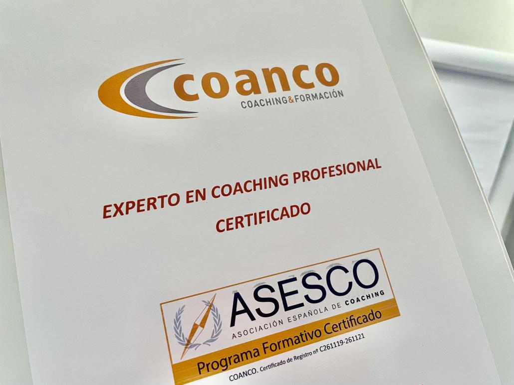 curso de coaching intensivo certificado