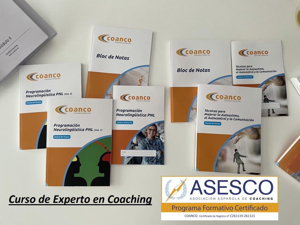 curso de coaching online certificado